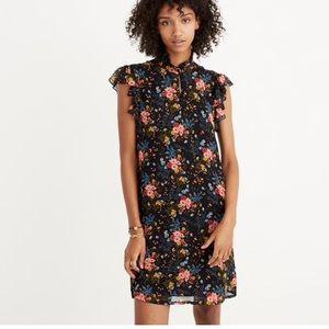Madewell Garden Bouquet Dress